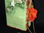Vintage book clutch purses - starting from $145.00