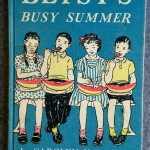 Betsy's Busy Summer, 1956, William Morrow and Co