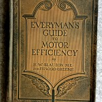 Every Man's Guide to Motor Efficiency, 1927, Leslie Judge Co