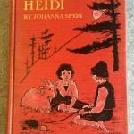 Heidi, 1915, JB Lippincott Company