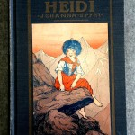 Heidi, 1924, Albert Whitman and Co