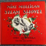 Mike Mulligan and His Steam Shovel 1939 Weekly Reader Book Club Edition-min