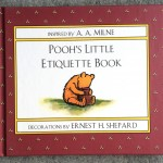 Pooh's Little Ettiquette Book, 1995, Dutton Juvenile