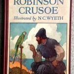 Robinson Crusoe 1920 Cosmopolitan Book Corporation-min