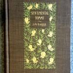 Sentimental Tommy, 1898, Charles Scribner's Sons