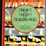 Shoes and Ships and Sealing Wax, 1928, Saalfield Publishing