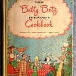 The Betty Betz Teenage Cookbook, 1953, Betty Betz