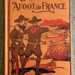The Boy Scouts Afoot in France, 1917, AL Burt Co