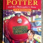 The Philosopher's Stone, 1997, Bloomsbury Publishing