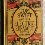 Tom Swift and His Electric Runabout, 1910, Grosset and Dunlap