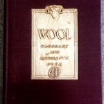 Wool Glossary and Reference, 1941, Eavenson and Levering